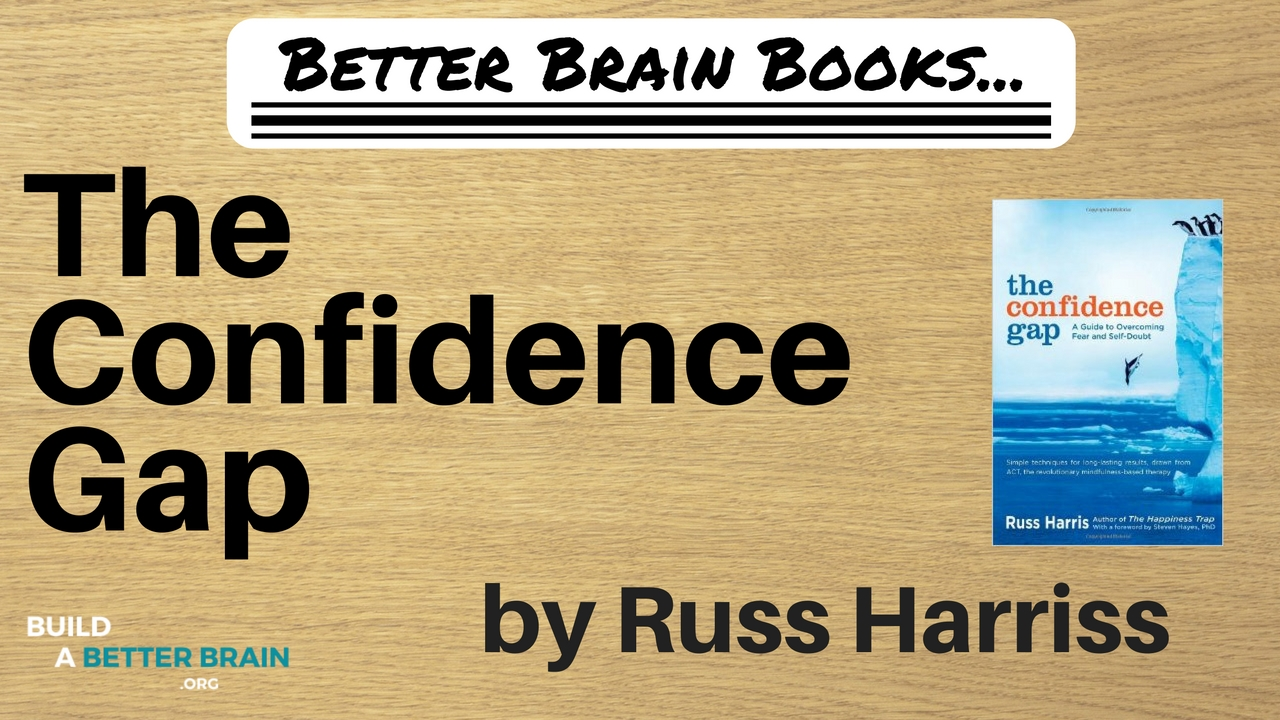 better brain book summary - the confidence gap by russ harriss